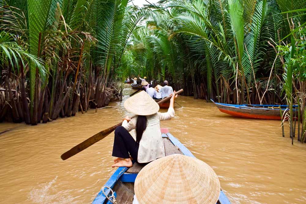 El Delta del Mekong