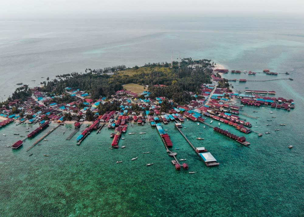 Islas Derawan