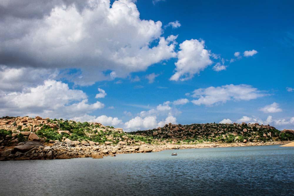 Sanapur Lake Hampi